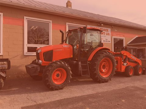 Woodstock Equipment | We offer Sales, Parts, and Service for