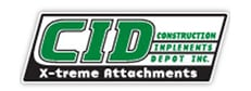 CID X-Treme Attachments - Woodstock Equipment Company